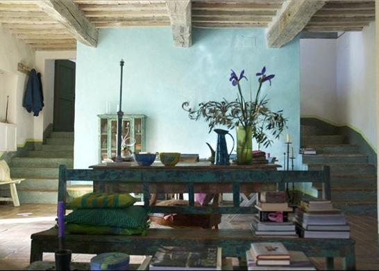 Tricia Guilds Tuscan Farmhouse