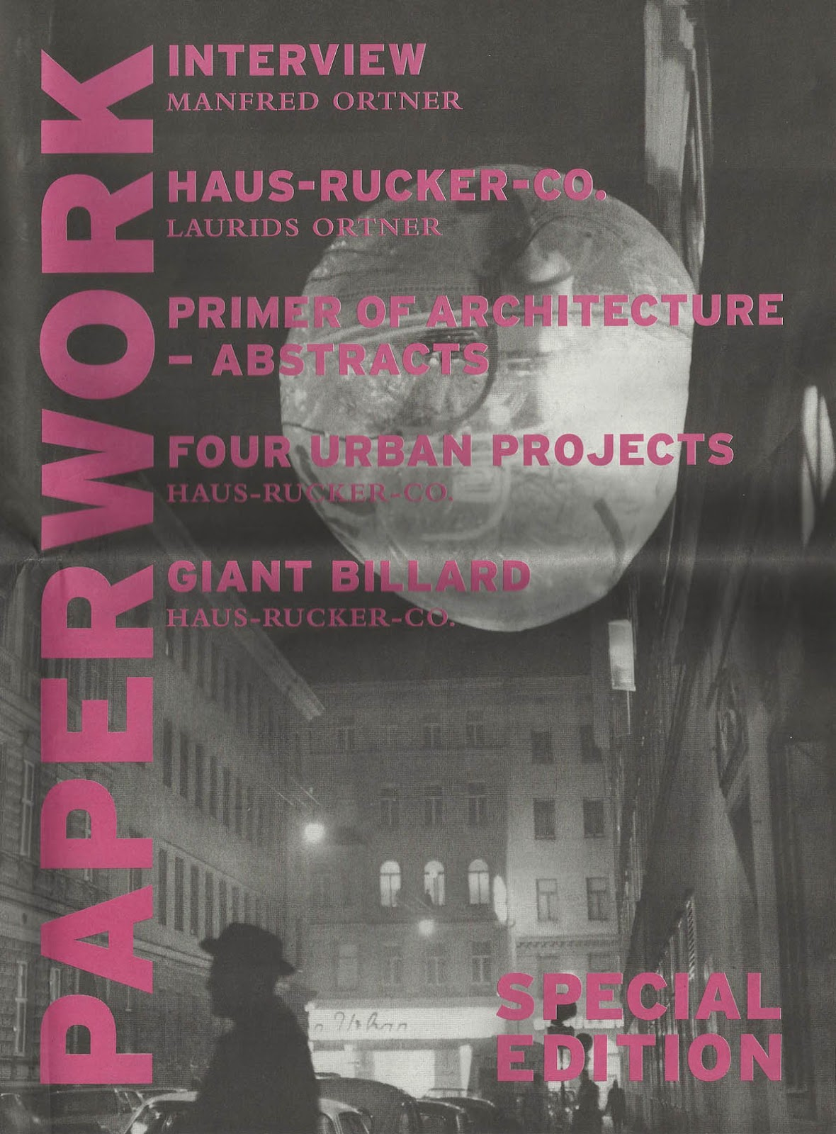 arquilecturas: Inner World / Innen Welt: The Projects of Haus-Rucker-Co.