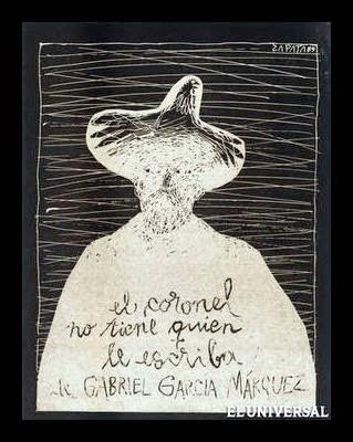 EL CORONEL NO TIENE QUIEN LE ESCRIBA, de Gabriel García Márquez, versión teatral Carlos Giménez