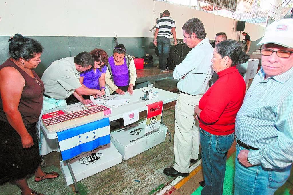 Honduras, politica de Honduras