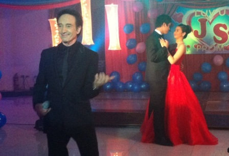 LUV U Prome episode with Mr. David Pomeranz