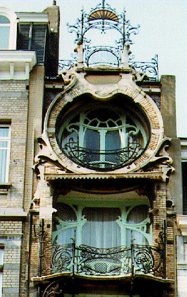 The Bygone Era What Is Art Nouveau