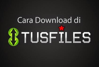 download File melalui / di Tusfiles