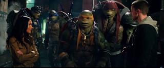 Desvelado tráiler de la secuela de Las Tortugas Ninja 1