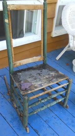 Faites le vous même : Rempaillage, réparation d'une chaise | LES on