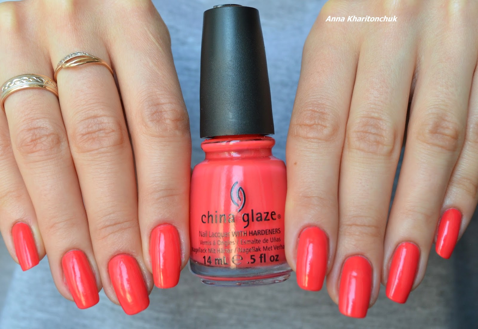 China Glaze High Hopes