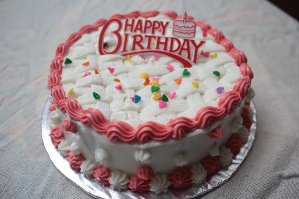 ... membuat kue ulang tahun yang cantik dan murah meriah - Aneka Resep Kue