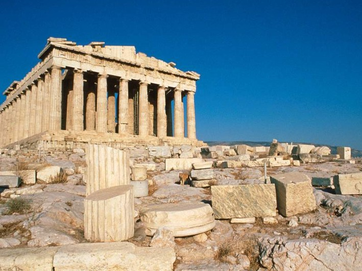 Monte Olimpo Grecia