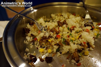 Angus Beef Belly Fried Rice by Chef Hannah at H Cuisine