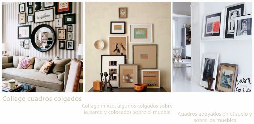 El blog de lorenna colgar cuadros sin hacer agujeros - Cuadros para dormitorios leroy merlin ...