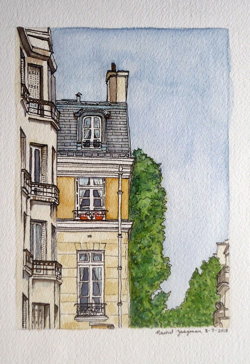 Paris Windows