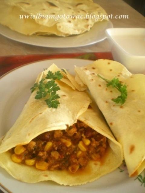 Burito meksykańskie