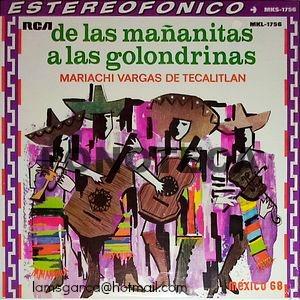 DE LAS MAÑANITAS A LAS GOLONDRINAS