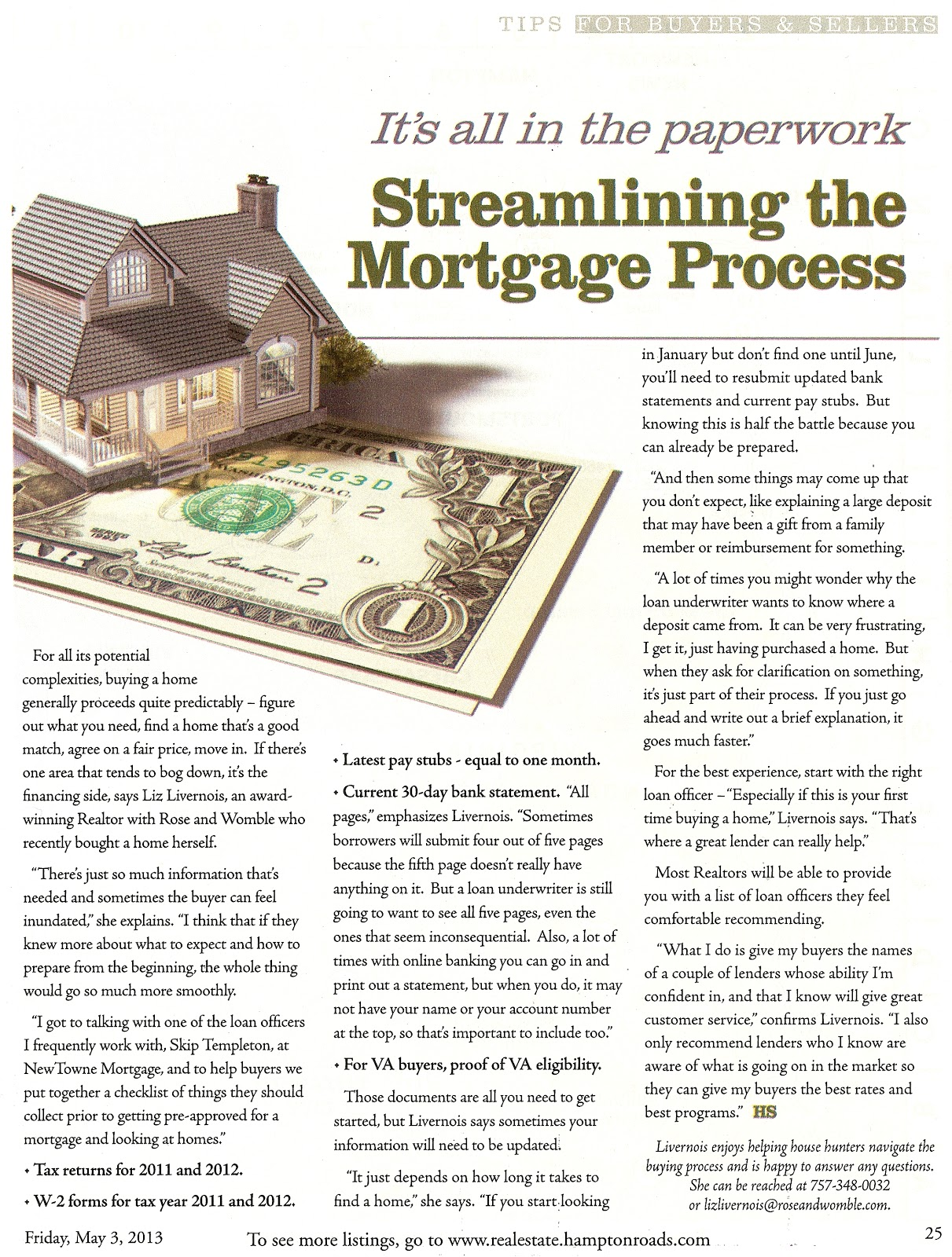 Wirth development group for Building a house mortgage process