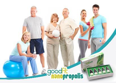 Hidup Sehat Alami Bersama Goodfit Nano Propolis