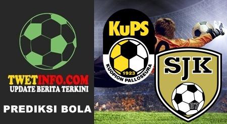 Prediksi KuPS vs SJK, Finland 10-09-2015