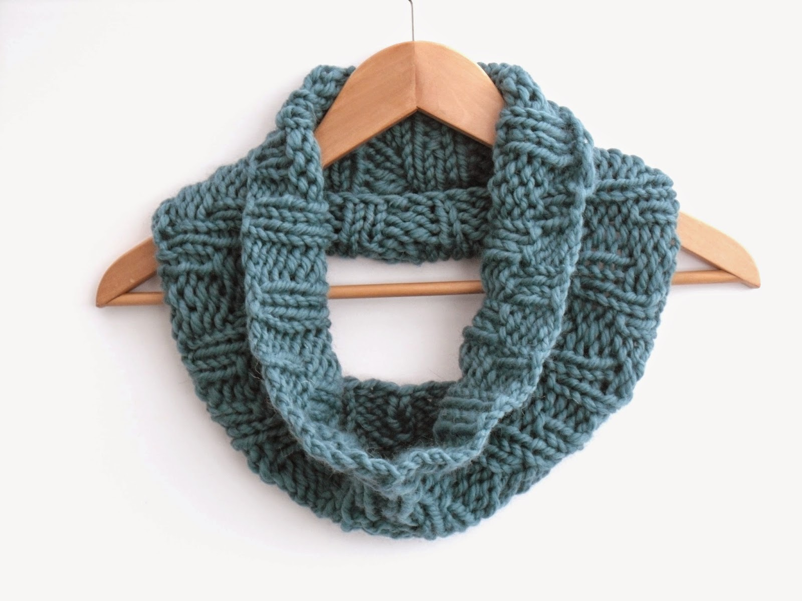 small blue chevron cowl