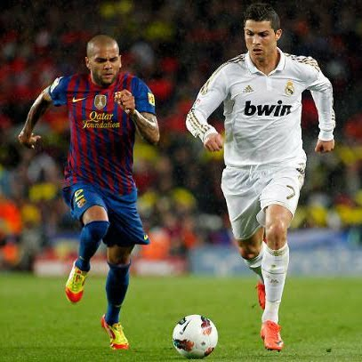 FC Barcelona vs Real Madrid 2012 1-2