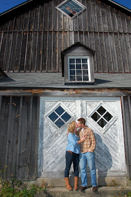 Scotsdale Farm Engagement Photography