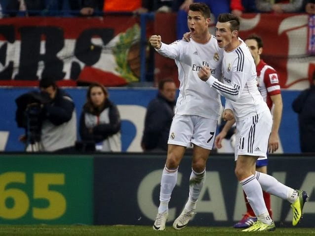 Cristiano Ronaldo Scored in 100 Match La Liga Spain