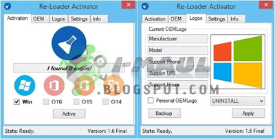 Download Activator Windows dan produk microsoft terbaru