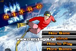 Jugar Nitro Ski