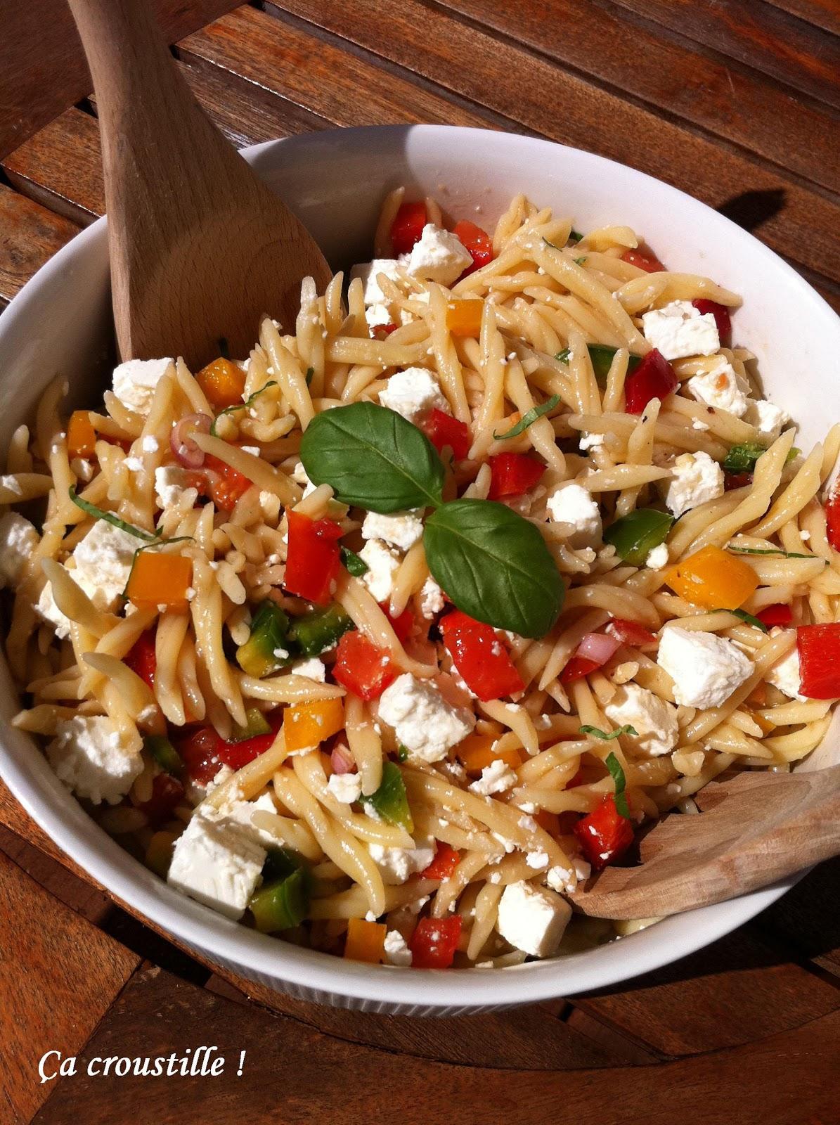 A croustille salade m diterran enne - Cuisine mediterraneenne definition ...