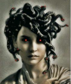 La mirada de Medusa nos deja de piedra