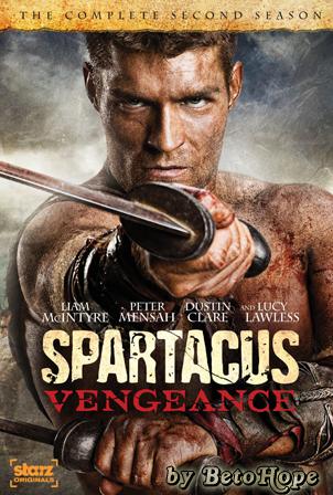 Spartacus Venganza [720p] [Latino] [MEGA]