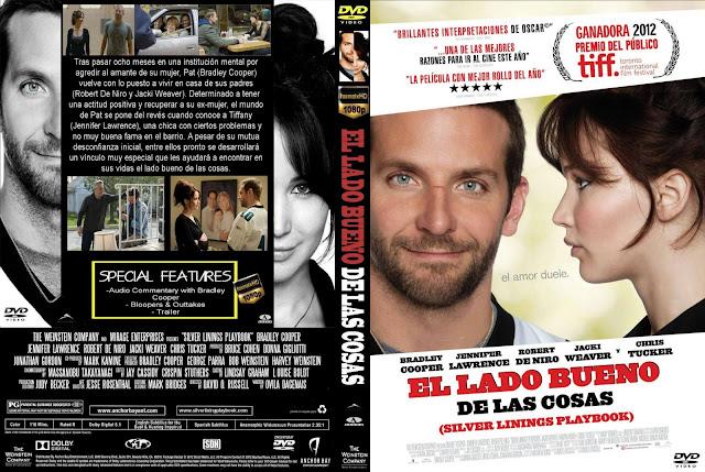 El Lado Bueno De Las Cosas dvd