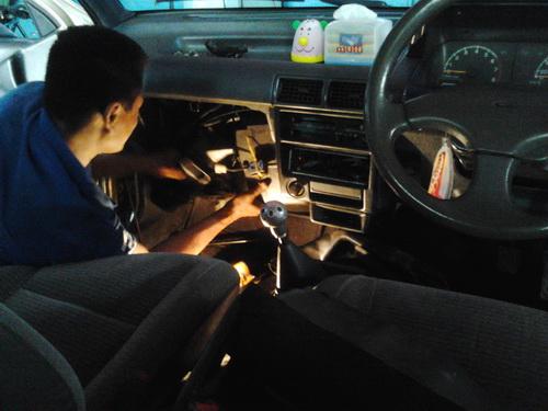 Service Evaporator Ac Mobil Daihatsu Classy