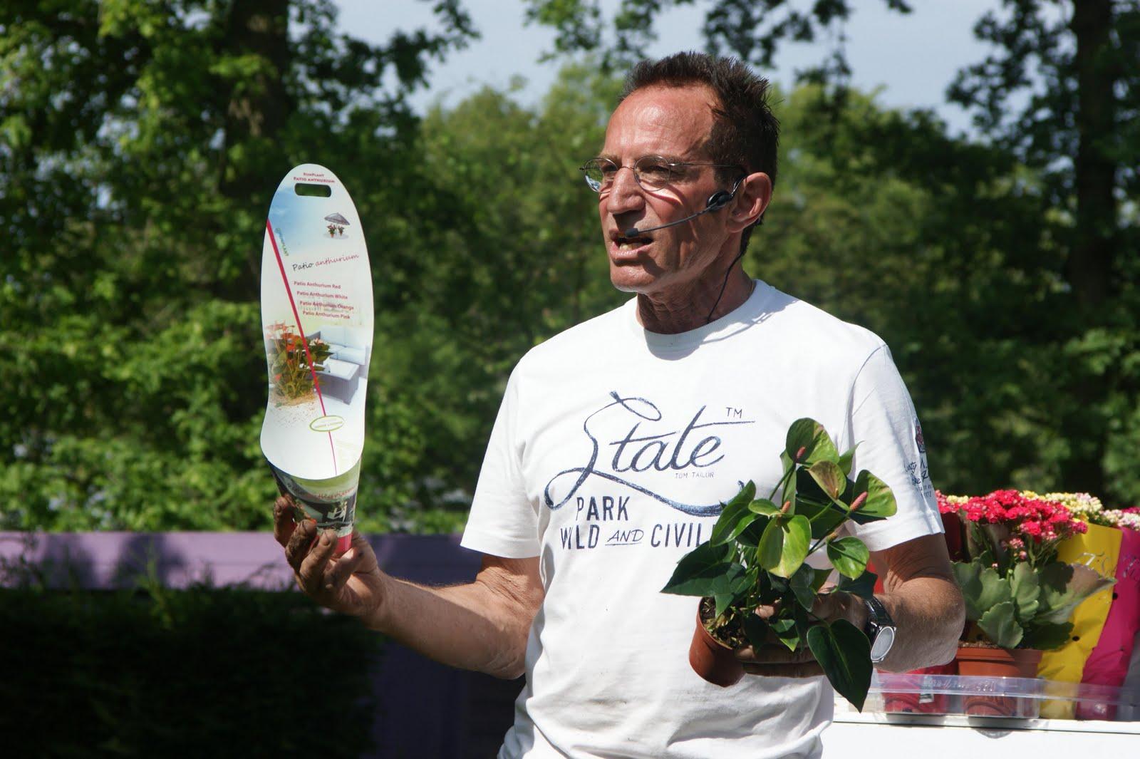 D lokale en regionale nieuwssite mei 2011 for Rob eigen huis en tuin