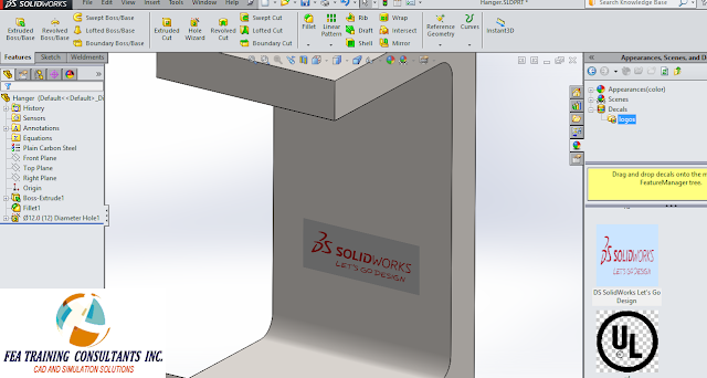 decals solidworks