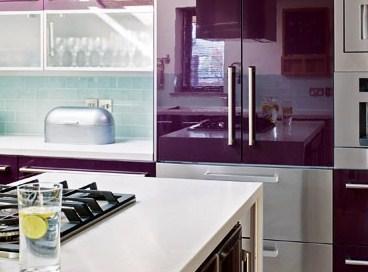 Dise o de cocinas materiales b sicos para una cocina - Materiales para encimeras cocina ...