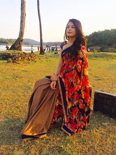 Kavya Shetty Actress photos in Ishtakamya Kannada film