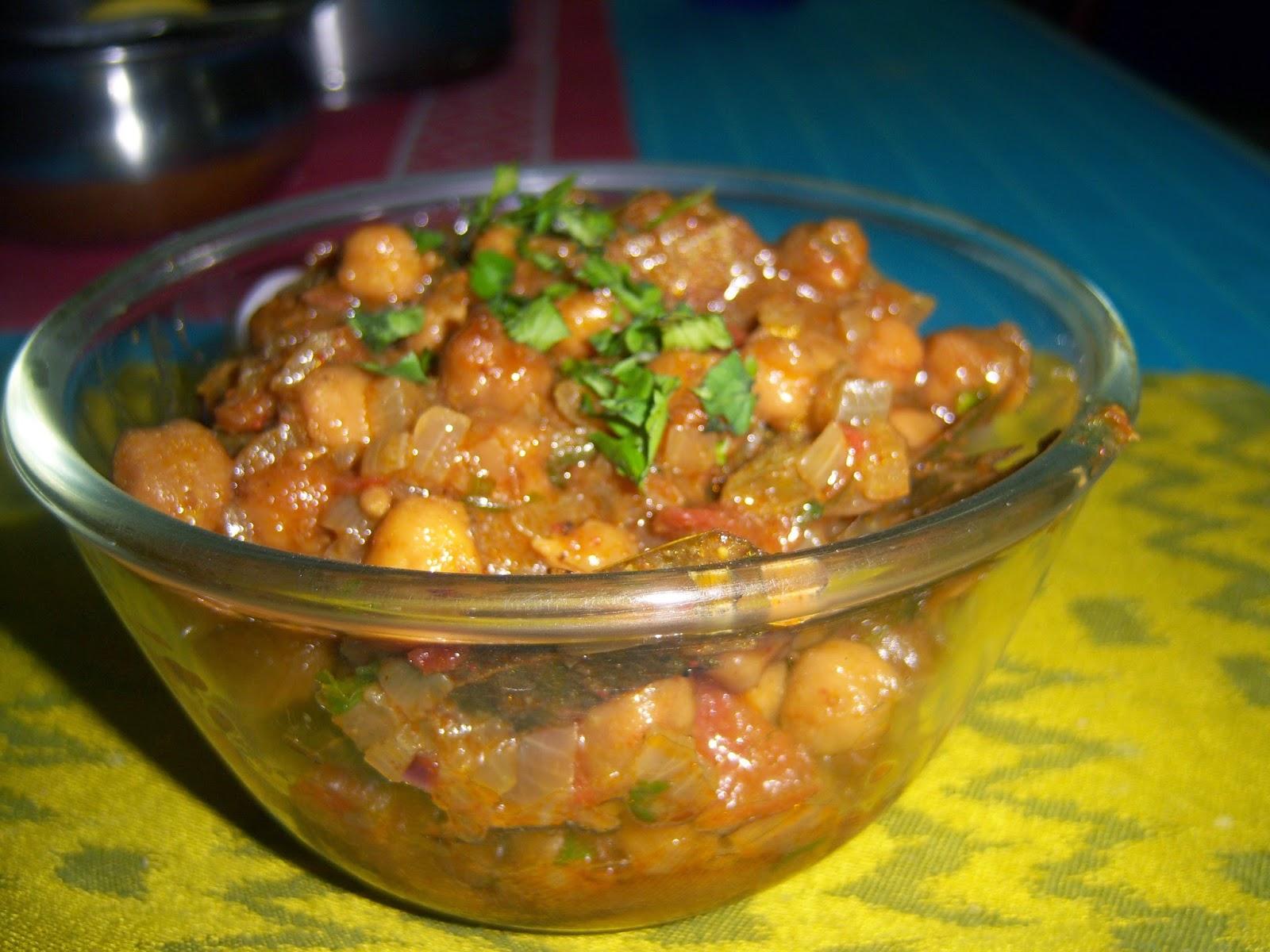Chana Masala Recipe