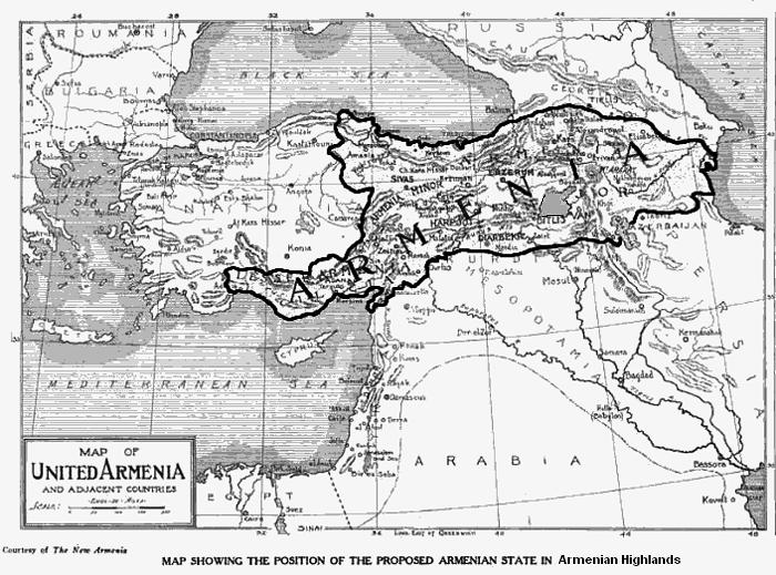 My Armenia.