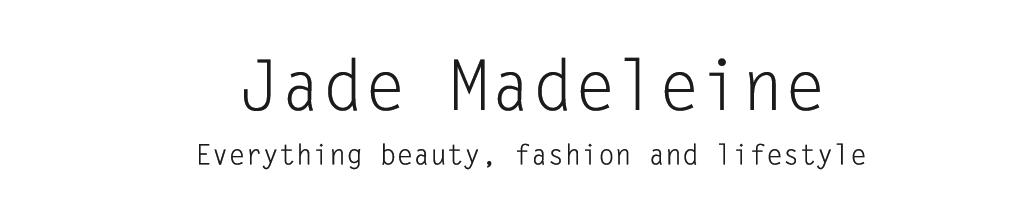 Jade Madeleine ♥