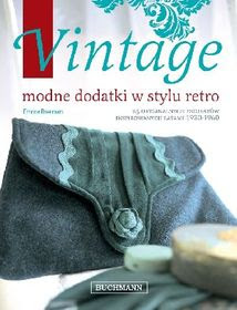Emma Brenan Vintage. Modne dodatki w stylu retro książka modowa poradnik moda styl netstylistka