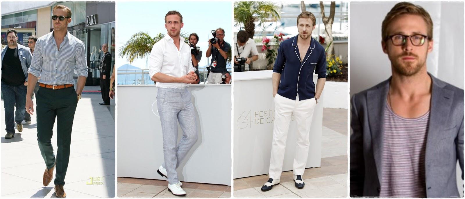 Ryan Gosling - Cannes, Ferragamo and Crazy, Stupid, Love