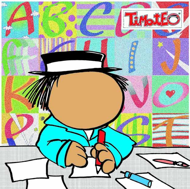 ABECEDARIOS LETRA TIMOTEO | timoteo
