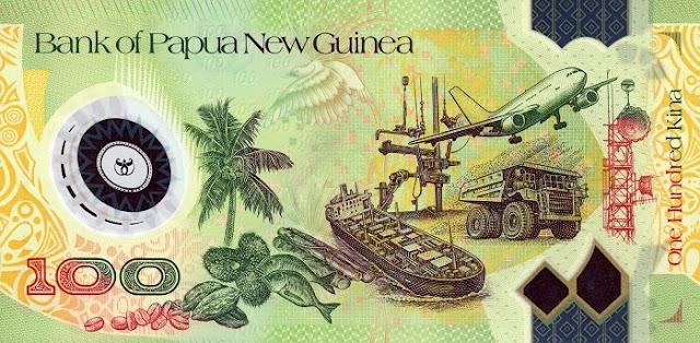 KinaPapua New Guinea Republic
