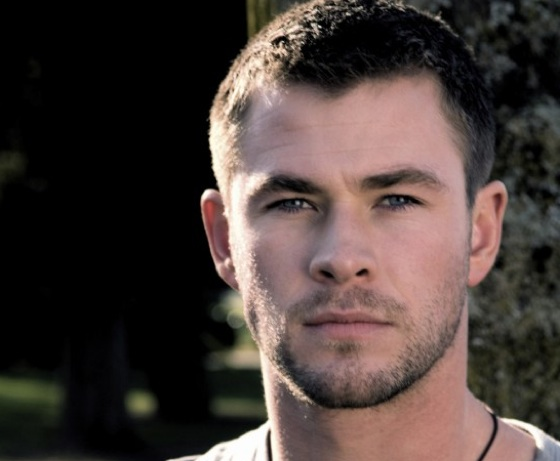 chris hemsworth star trek. 27-year-old Chris Hemsworth