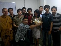 Gambar Mahasiswa UNPRI dan IBU Rianda Elvinawanty,S.Psi,M.Si Selamat Ulang Tahun IBU.......!