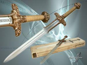 Conan movie sword