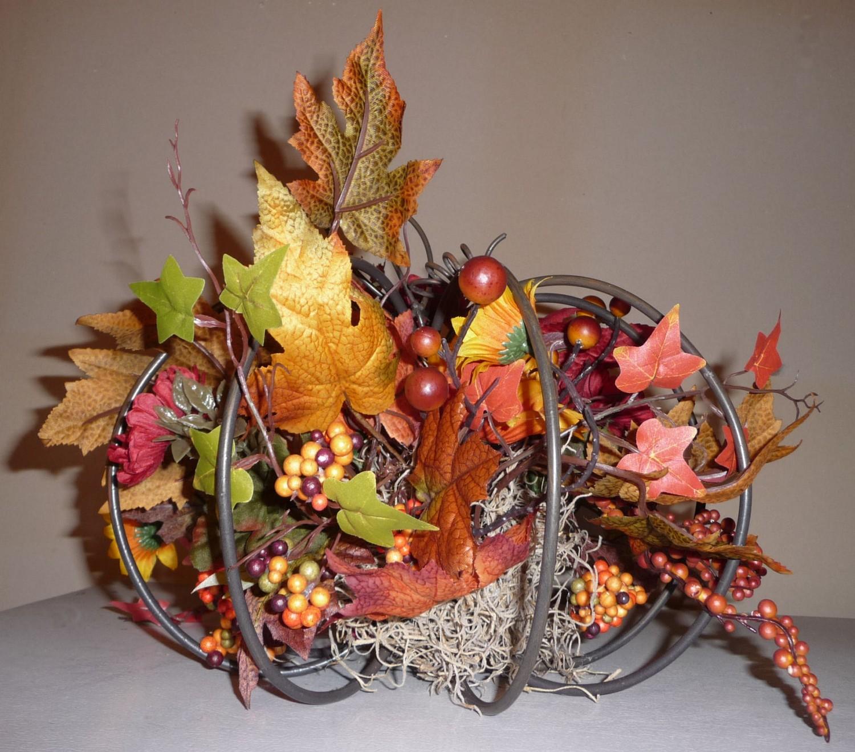 Autumn centerpieces for sale crafts picture
