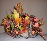 Autumn Centerpieces For Sale