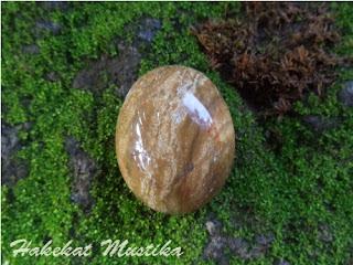 Batu Mustika Khodam Macan Ganas