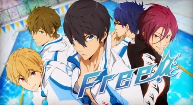 Before I Get Started Would Like To Say That Am Not Here Cry About What Kyoto Animation Has Done Support They Have Produced Free Is