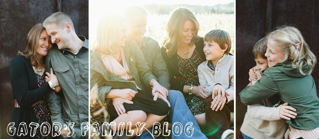 Gator's Family Blog